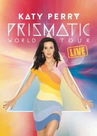 Cover Katy Perry - The Prismatic World Tour Live [DVD]